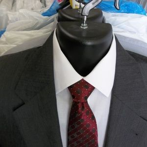 14Jos A Bank Signature Collection Gray Suit